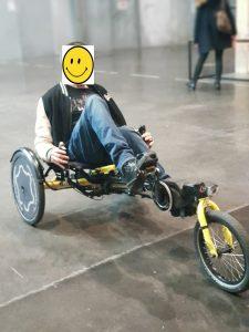 Pep's Trike