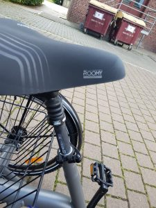 selle du tricycle Evasion