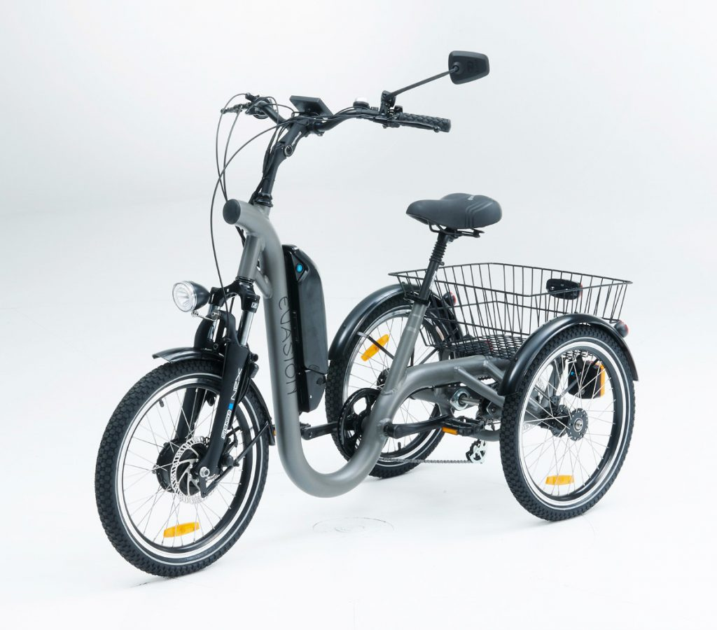 Tricycle Evasion 24 ""